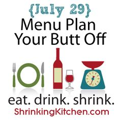 Healthy, Delicious Menu Plan for Your Week