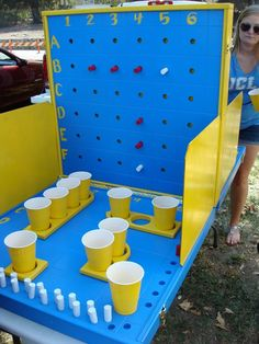 24 Off Grid, Backyard Games For Your Family - Backyard Garden Diy Kids Diy Yard Games, Diy Games, Backyard Games, Backyard Projects, Diy Projects, Backyard Parties, Garden Games, Free Games, Off Grid