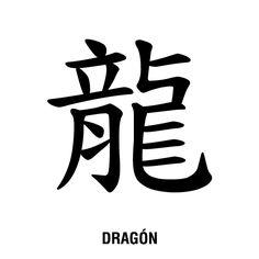 Ilustración gratis - Horóscopo chino  - Símbolo del dragón
