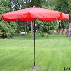 Merveilleux Sundale Outdoor 9 Feet Steel Half Umbrella Table Market Patio Umbrella With  Crank And Velcro Strap For Garden Du2026 | Best Outdoor Patio Furniture Reviews  ...