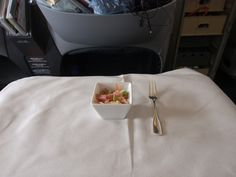 Titled 'Simplicity' - a starter served on Japanese Airlines on my way home from a trip to Tokyo in 2008.