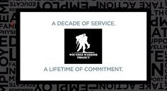 A Lifetime of Commitment - Wounded Warrior Project #WWP