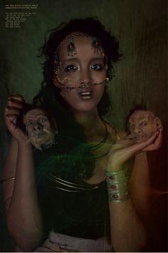 Voodoo Priestess Jennifer Leanne