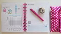 Nuovo refill Dieta & Fitness composto da 19 pagine, in formato digitale PDF disponibile su Etsy. www.etsy.com/it/shop/BrunellaBiStore