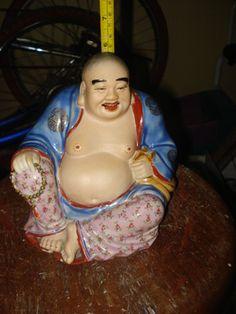 Chinese Porcelain Buddha