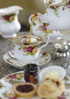 High Tea at The Grand Floridian Resort & Spa