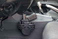 Car Holsters Guide - Everything You Need To Know. Continue reading at: http://aliengearholsters.com/blog/guide-to-car-holsters/