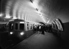 Cais da estação do Saldanha. Fotógrafo: Estúdio Horácio Novais. Data de produção da fotografia original: posterior a 1959.   [CFT164-56695.ic]