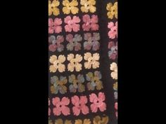 çiçek fantazi örgü yelek hırka örnegi sende yap - YouTube