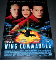 Ultima & Wing Commander Auction Spotlight - WC Poster, U6, U7, SE, and MD - http://www.thecaverns.net/Wordpress/ultima-wing-commander-auction-spotlight-wc-poster-u6-u7-se-md/
