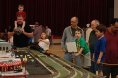 The Great Train Expo was a hit this weekend at Century II! Kids got a chance to play with several model trains, and even ride a self-powered train!