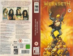 Rusted Pieces Megadeth