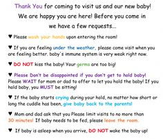 Fantastic baby arrival info are offered on our internet site. Read more and you wont be sorry you did. Hospital Signs, Hospital Bag, Newborn Baby Tips, Feeling Under The Weather, After Baby, Fantastic Baby, Baby Arrival, Pregnant Mom, Everything Baby