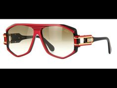 3a21e82a172b CAZAL 163 Sunglasses 200 Red Black