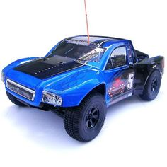 Redcat Racing Aftershock 3.5 Desert Truck 1/8 Scale Nitro (With 2.4GHz Remote Control)