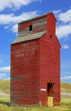 "canadian prairie mills | Could this have been the model for the grain elevator for ""Corner Gas ..."