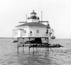 Ragged Point Lighthouse (dismantled 1962)