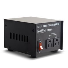 %page_title%: Giantz 200 Watt Step Down Transformer Step Down Transformer, Work In Australia, Voltage Converter, Transformers Collection, Sine Wave, Best Trade, American Made, Traveling By Yourself, Appliance