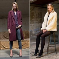 Look Chemins Blancs - automne hiver 2015 2016