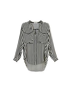 Stripin' it up in black and white. Trend of the season #fall2013 #trends #CBFallSpree @Costa Blanca