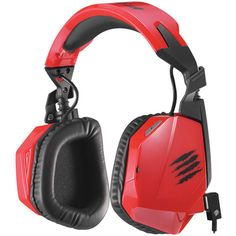 F.R.E.Q.3 Gaming Headset - Red