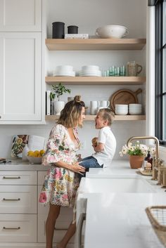 Christine Andrew from Hello Fashion shares her dream kitchen reveal, with full product and construction details, and links to recreate the look.