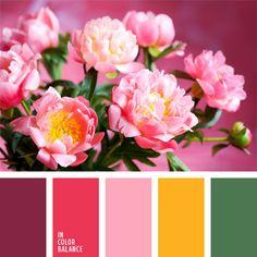 Farbpalette Nr. 329 magda farben