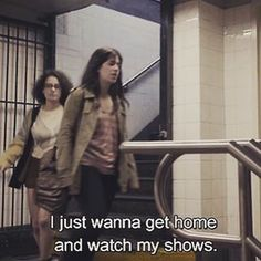 """And understood the truly important priorities in life.   14 Times You Wanted To Be BFFs With Abbi And Ilana From """"Broad City"""""""