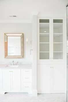 Master Bathroom Cabinetry Studio Mcgee