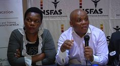 National Student Financial Aid Scheme (NSFAS) recently changed its rules On The Issues, Higher Education, Science And Technology, Student, Change, College Teaching, College Students