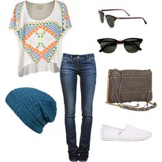 A Day Out, created by heather-smith110 on Polyvore