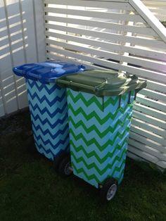 55 best trash can art images trash art garbage can trash bins rh pinterest com