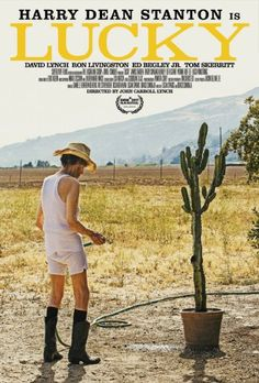 Lucky Movie starring Harry Dean Stanton