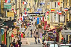 Bayeux - Centre ville - Calvados dept. - Basse-Normandy region, France      ...fr.wikipedia.org