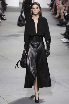 Michael Kors Collection - Fall 2017 Ready-to-Wear