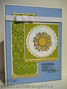 Mojo Monday card by Erin using Verve Stamps.