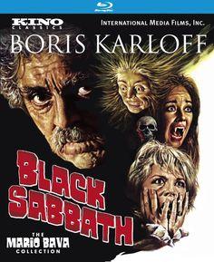 Amazon.com: Black Sabbath: Standard Edition Remastered [Blu-ray]: Boris Karloff, Mario Bava: Movies & TV