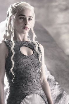 S4 -Daenerys one of my favorite character on GOT!! S5 4.12.15!! Can't Wait!!