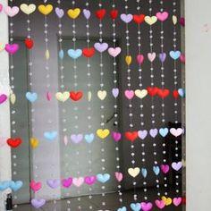 Free tailoring ★ non - woven fabric handmade DIY Home Sweet Heart Crystal bead curtain curtain curtain kits - ZZKKO http://zzkko.com/n120999-ree-tailoring-%E2%98%85-non-woven-fabric-handmade-DIY-Home-Sweet-Heart-Crystal-bead-curtain-curtain-curtain-kits.html $ 9.81