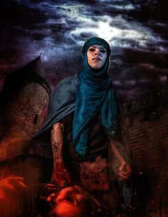 V20 Dark Ages - Brujah - Zamra by Z-GrimV.deviantart.com on @DeviantArt