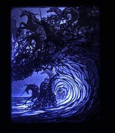 Les boites à rêves de papier et de lumière de Brittany Cox - 2Tout2Rien
