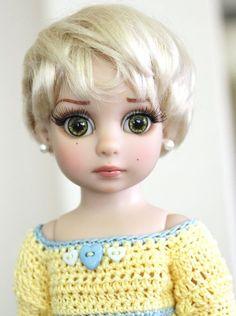 *Welcome to Enchanted Repaints* Effanbee Dolls, Ooak Dolls, Barbie Dolls, Art Dolls, Disney Animator Doll, Disney Dolls, Pretty Dolls, Beautiful Dolls, Doll Hair Detangler