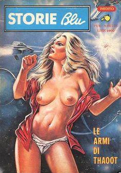 Storie Blu #73 - LE ARMI DI THAOOT