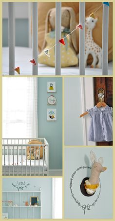 gorgeous nursery by Marichelle