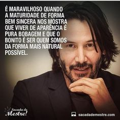 Positive Phrases, Motivational Phrases, Positive Vibes, Keanu Reeves, Just Love, Sentences, Quote Of The Day, Favorite Quotes, Quotations