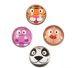 Zoo Animal Bouncing Balls Throwing a zoo,safari or jungle themed birthday party? Holding a circus or carnival event? Give some bounce to your party gifts with these Zoo Animal Bouncing Balls. cm price is per balls; My Son Birthday, 4th Birthday Parties, Party Kit, Party Shop, Cheap Toys For Kids, Kids Toys, Splat Balls, Safari Party, Jungle Party