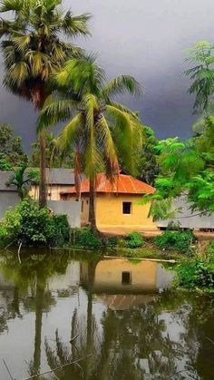 Gaurnadi Upazila - Gournadi is an Upazila of Barisal District in the Division of Barisal, Bangladesh Beautiful Landscape Photography, Beautiful Landscapes, Nature Photography, Nature Images, Nature Pictures, Kerala Travel, Village Photography, Beautiful Places, Beautiful Pictures