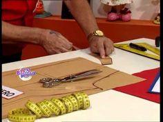 373 - Bienvenidas TV - Programa del 10 de Diciembre de 2013 Hermenegildo Zampar termina la explicación del trasero de pantalón de jean