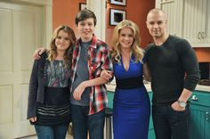 Taylor, Nick, Melissa and Joey