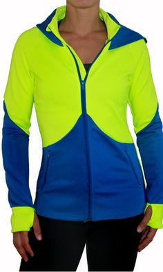 The FIT Jacket - Neon – KIAVAclothing @kiavaclothing